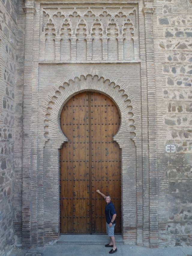 SPAIN – I have arrived, can I come in?