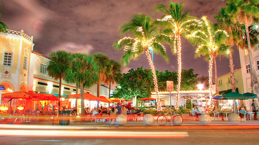 It's Friday night, it's South Beach and it's Art Basel Miami ...